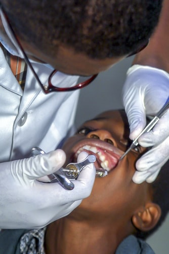 Teeth Whitening in Abuja